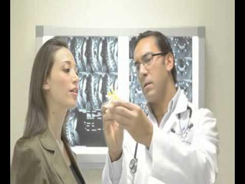 Si osteocondrosi ernia intervertebrale