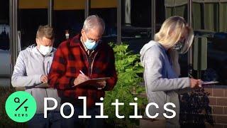 Battleground State Minnesota Begins Early Voting