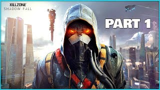 Killzone Shadow Fall Walkthrough Part 1 - 5 Years Later.. | PS4 Pro Gameplay