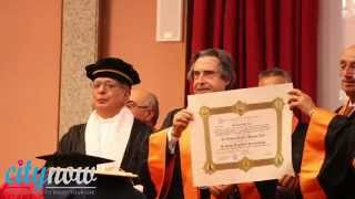 preview picture of video 'Conferimento Laurea Honoris Causa a Riccardo Muti - Reggio Calabria | CityNow.it'