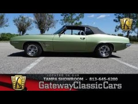 Video of '69 Firebird - N8OD