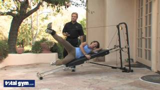 Hip & Glute Workout - Leg Pulley Sequence