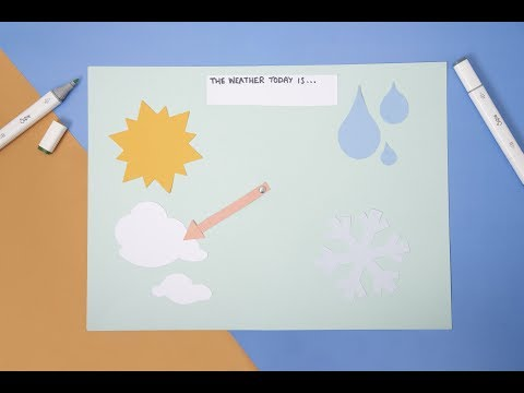 DIY Weather Chart - Ellison Education