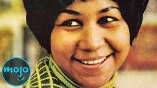 Top 10 Memorable Aretha Franklin Moments