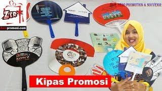 Review Souvenir Kipas Promosi Plastik PVC - Hand Fan Promotion