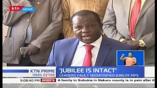 Raphael Tuju: JUBILEE IS INTACT
