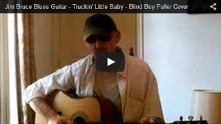 Truckin' Little Baby - Blind Boy Fuller