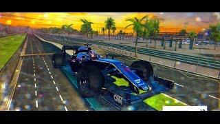 Asphalt 8, McLaren MP4-31 Championship, Barcelona