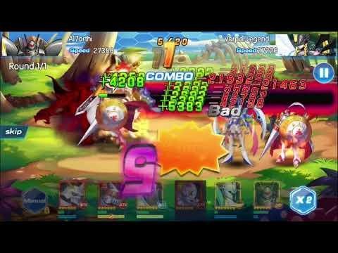 DIGITAL WORLD : LEGEND, best digimon game on mobile
