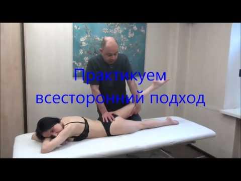 Упражнения с эспандером от остеохондроза
