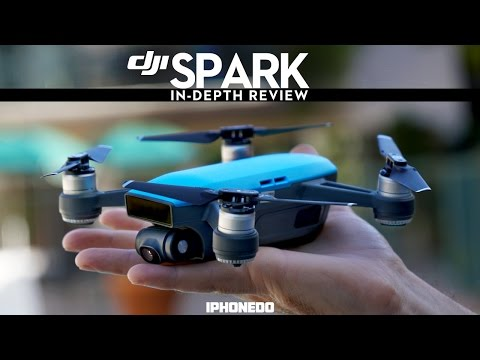 DJI Spark — In Depth Review [4K]