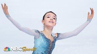Shcherbakova's historic two quads win Skate America title | NBC Sports