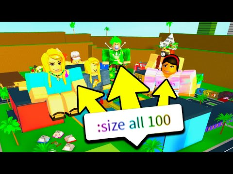 DELETING THE MAP WITH ADMIN! (Roblox) - Poke - Video - TimeOnMyNails com