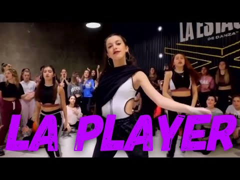 LA PLAYER - Zion y Lennox | Choreography by Nicole Conte