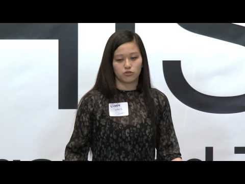 Youth in Politics: Unlocking Our Potential as a Generation | Liana Wang | TEDxHISD