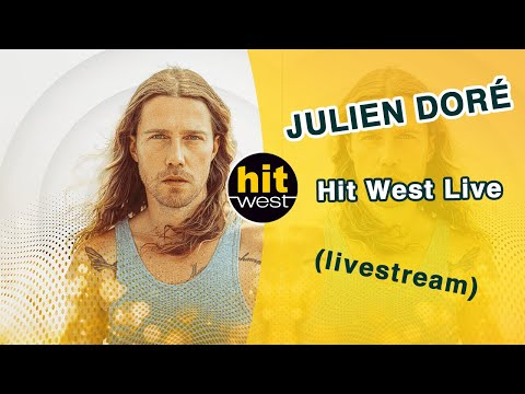 HIT WEST LIVE - Julien Doré (livestream)