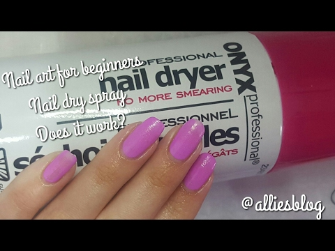 Nail Art For Beginners Kiss Brush On Gel Tips How To 4d Video