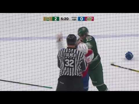 Ethan McIndoe vs. Parker Hendren