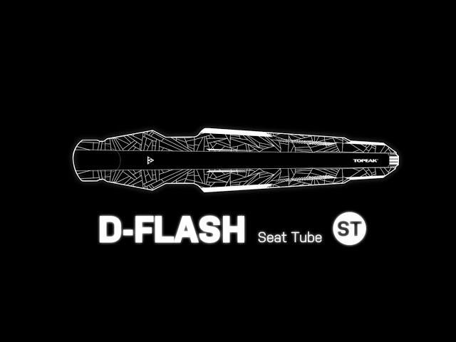 Видео Крило Topeak D-Flash ST