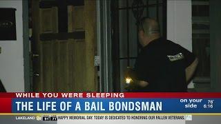 The life of a bail bondsman