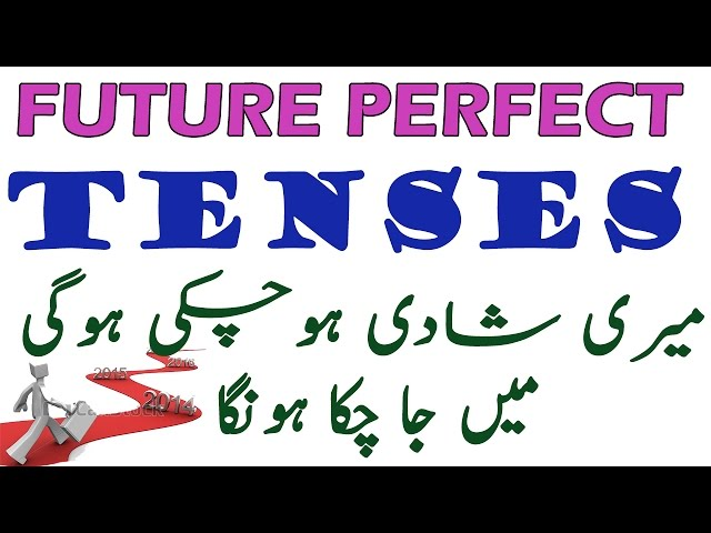 Future Perfect Tense in Urdu