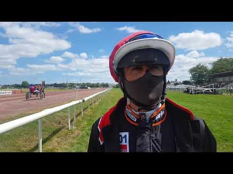 GNT 05/08 : Éric Raffin revient sur la victoire de Fairplay d'Urzy