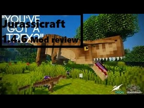 DOWNLOAD: Jurassicraft Showcase All the Dinosaurs from the