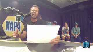 Sick On A Plane - The Raging Idiots feat Dierks Bentley