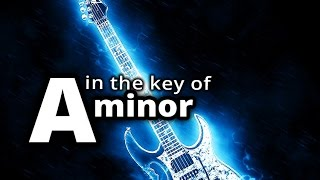 POWER METAL Backing Track in A MINOR ★ Fast Up Tempo POWER METAL Jam Track in Am!!