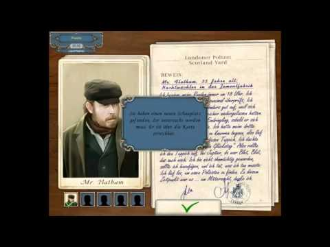 Sherlock Holmes – Das Geheimnis des persischen Teppichs