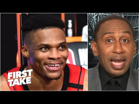 The Rockets' win over the Bucks 'put everybody on notice' – Stephen A. | First Take