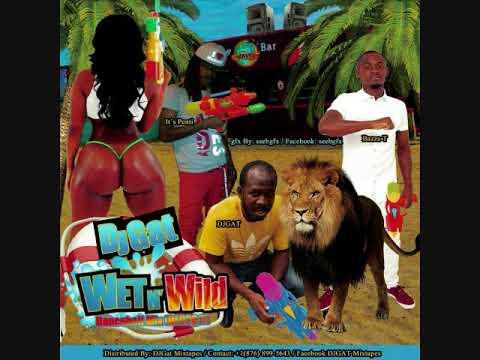 DECEMBER 2K17 DJ GAT WET AND WILD DANCEHALL MIX [RAW VERSION] FT BAZZA T VYBZ KARTEL/1876899-5643