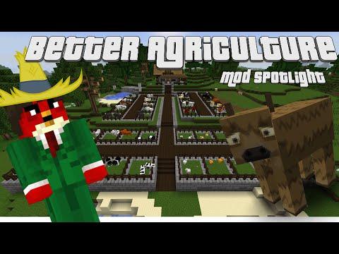 Better Agriculture-Minecraft Mod Spotlight- 1.10.2