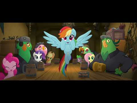 Time To Be Awesome-MLP Movie Song Clip