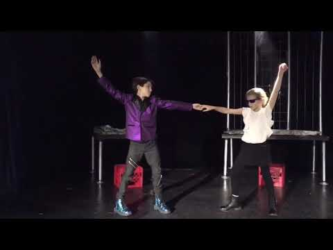 AGT #KidMagician - Behind the Scenes Rehearsal - Transposition Illusion