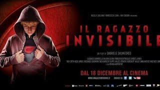فيلم الاكشن المدرسي The Invisible Boy مترجم