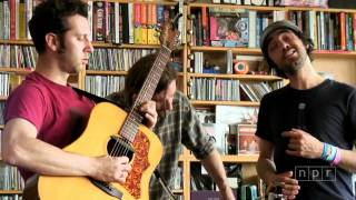 Patrick Watson: NPR Music Tiny Desk Concert