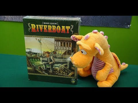 Riverboat - Unboxing