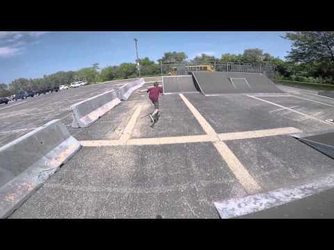 bens rad line at vernon hills skatepark