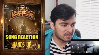 Hands Up Song Reaction | Avane Srimannarayana