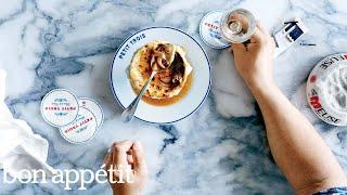 Ludo Lefebvre Makes French Onion Soup   Bon Appétit