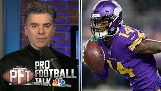 Who won Stefon Diggs trade: Buffalo Bills or Minnesota Vikings? | Pro Football Talk | NBC Sports