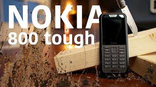 Nokia 800 Tough - Das unzerstörbare Smartphone. #ausgepackt