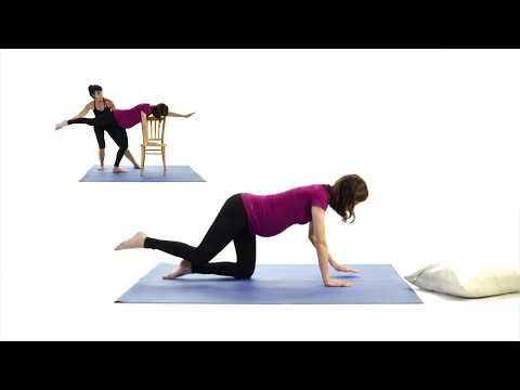שולי בראונשטיין- תרגיל שיווי משקל בהריון