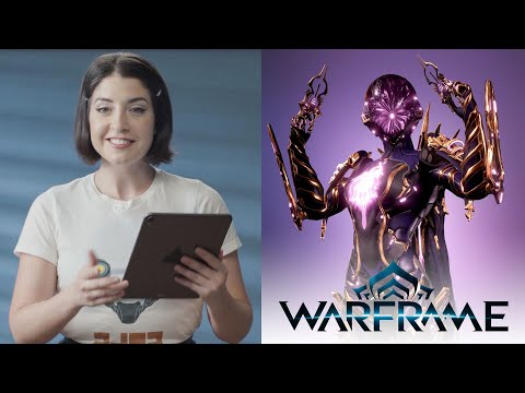 Warframe's Rebecca Ford Reviews Your Characters | Ars Technica