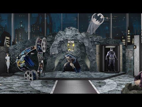 "[Event] ""Batman's 80th Anniversary @ The ONE"" (Hong Kong) Teaser Video"