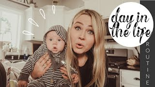 DAY IN THE LIFE OF A FULL TIME WORKING MOM | DAILY ROUTINE 2019