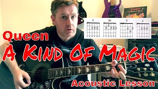 A Kind Of Magic Acoustic Cover Free Online Videos Best Movies Tv