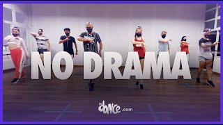 No Drama - Becky G, Ozuna | FitDance (Coreografia) | Dance Video