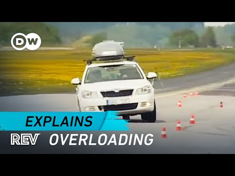 inside it! Overloading Danger | drive it!
